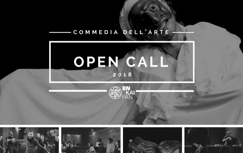 open call_large Call per attrici